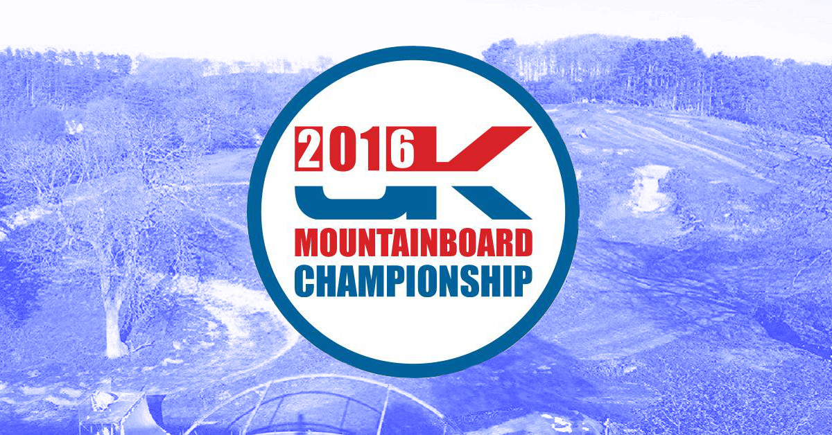 UK Mountainboard Championship 2016